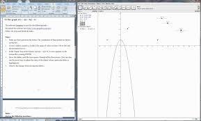 mathematics exploratory worksheet quadratic function y u003d ax 2