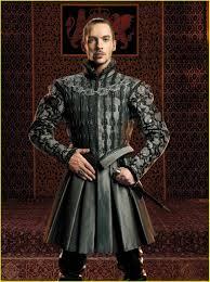 tudor king first look the tudors season three henry viii jonathan rhys
