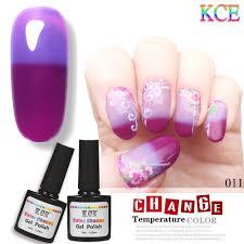 aliexpress com buy nail gel polish temperature change nail color