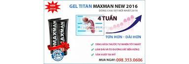 sự thật về gel titan tăng kích thước cậu nhỏ