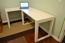 Diy Simple Desk Fabulous Diy Corner Desk Ideas Charming Home Office Furniture With