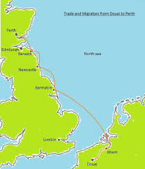 dowie a scottish surname with flemish roots scotland and the
