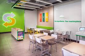 subway launches fresh forward design concept retail focus