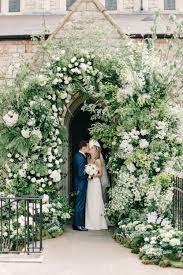 flower arch 60 amazing wedding altar ideas structures for your ceremony brides