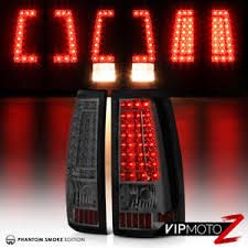 2006 silverado tail light assembly 2003 2006 chevy silverado pickup smoke rear led tail light brake