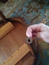 Woodworking Forum by How To Repair A Split Table Leg Woodworking Talk Woodworkers Forum