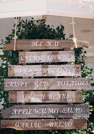 Backyard Restaurant Menu 195 Best Wedding Menu Ideas Images On Pinterest Wedding Menu