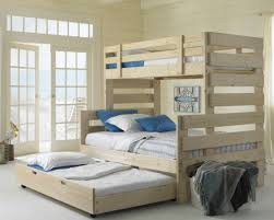 Wood Bunk Bed Plans by Twin Over Full Bunk Bed With Trundle Bed To Purchase Call 1