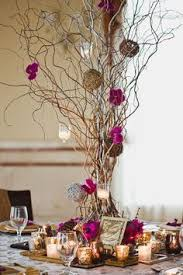 Tree Branch Centerpiece by Easy Spiral Paper Rose Centerpiece Centerpieces And Rose Trees