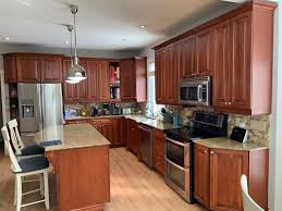 cost to paint stained kitchen cabinets exceptional painting inc painting kitchen cabinets sudbury