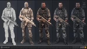 Modern Combat 5 Artstation Modern Combat 5 Blackout Ios Csaba Molnar