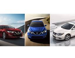 nissan sedan 2016 nissan mid size sedans nissan canada