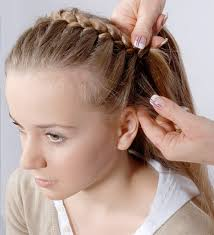 Frisuren F Kurze Haare Geflochten by Haare Flechten Lernen