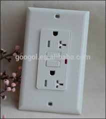cooper wiring devices 20 amp gfci usb wall outlet sockets buy