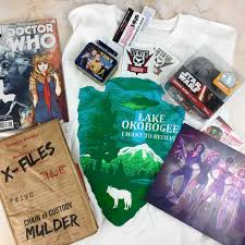 sci fi block september 2016 subscription box review coupon