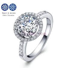 girl wedding rings images Wedding rings for girls wedding ring womenbig silver 925 rings for jpg