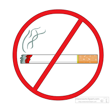 no smoking sign transparent background cigarette clipart no smoking 3163011