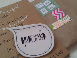 wedding ideas to say will you be my bridesmaid 11