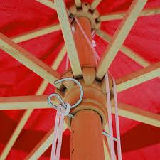 Orange Patio Umbrella by 8 U0026 039 9 U0026 039 13 U0026 039 Outdoor Patio Wood Umbrella Wooden Pole
