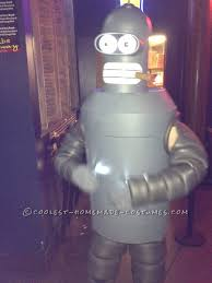 Head In A Jar Halloween Costume by Coolest Homemade Futurama Costumes