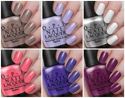 nail polish colors named for your favorite travel spots