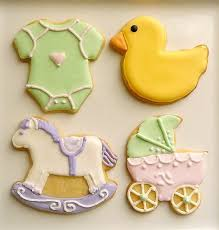 baby shower cookies classic baby shower cookies brown eyed baker