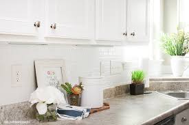 self stick kitchen backsplash self adhesive kitchen backsplash how to nest for less fanabis