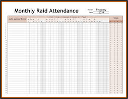 Tracking Employee Training Spreadsheet Attendance Tracking Archives Excel Templates Employee Planner And