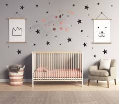 star wall decals nursery wall decal boys room decor