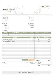 uk tax invoice template vat excel simple sample total quantity on