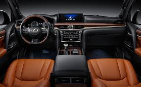 lexus lx 570 interior photos 2018 lexus lx 570 wallpaper 3764