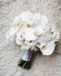 wedding flowers orchids 16 impressive orchid wedding bouquets martha stewart weddings