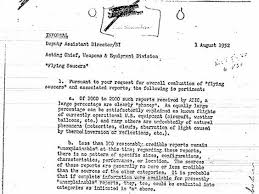 CIA releases secret files of      flying saucer      UFO sightings