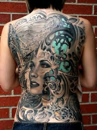 Back Tattoos - 100 awesome back ideas and design