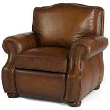 Reclining Armchair Leather Furniture Village Seattle Leather Recliner Armchair Only One