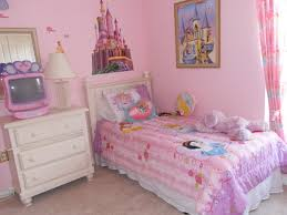 Girls Bedroom Paint Color Ideas Mesmerizing Girls Room Interior Design Ideas With White Wooden Bed