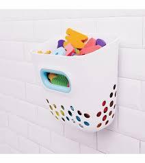 bathroom toy storage ideas variera trash can white kids bath toys kids bath and bath toys