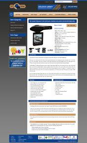 ebay storefront u0026 product listing template for electronic consumer