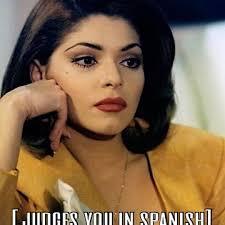 Soraya Meme - kills you in spanish soraya montenegro meme men s premium t