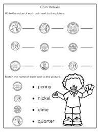 money worksheets by my rainy day creations teachers pay teachers