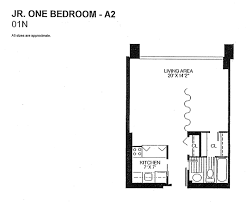one bedroom floor plan the willoughby of chevy chase floor plans the willoughby of
