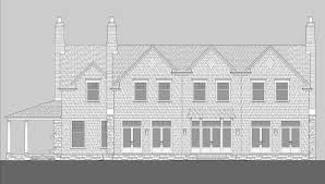 Shingle Style Floor Plans by Wheeler Bay Shingle Style Home Plans By David Neff Architect