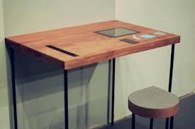 le de bureau design pas cher table de bureau digita le bureau par arielle assouline lichten with