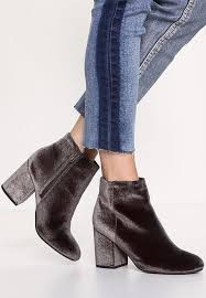 ankle boots uk look look champion 3 ankle boots mid grey zalando co uk