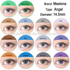 Light Brown Contact Lenses Contact Lens Brown Source Quality Contact Lens Brown From Global