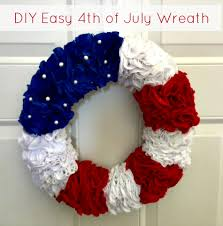 4th of july wreaths diy 4th of july wreath