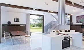 d馗oration cuisine ouverte cuisine américaine design idées aménagement et décoration