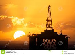 oil rig royalty free stock image image 2682616
