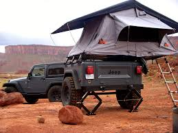 overland jeep tent tepui tent poll overland bound community