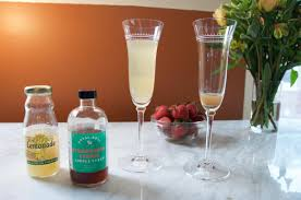 go beyond the mimosa add a diy bubbly bar to your sunday brunch